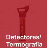 Detectores/Termografía