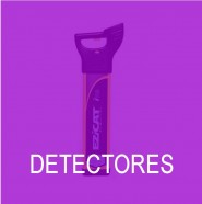 Detectores cable